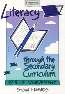 Literacy through the Secondary Curriculum (Raising Achievement) cover