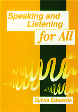 Speaking and Listening for All cover